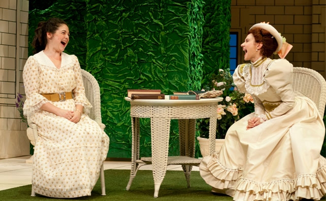 Importance of being earnest types of humor